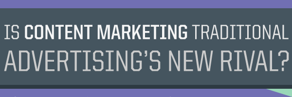 Is Content Marketing Traditional Advertising's New Rival